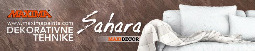 MAXIDECOR dekorativne tehnike