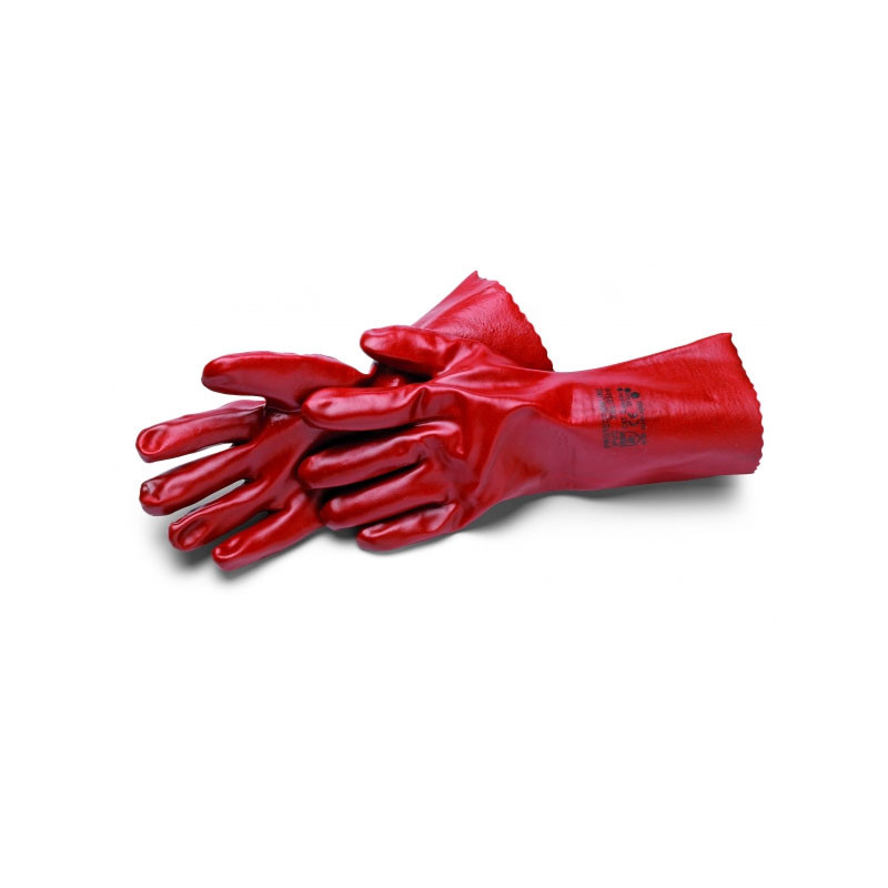 Rukavice PVC L= 35cm  Shuler