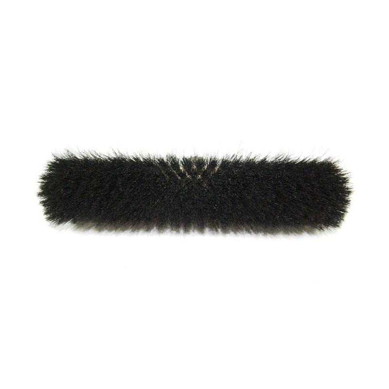 Metla SOBNA TISA L=300mm prirodna dlaka sa drškom