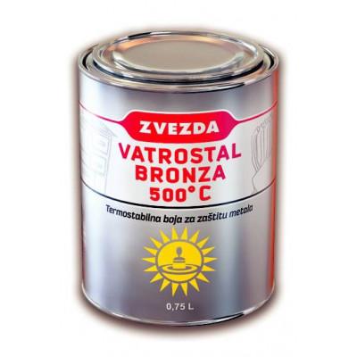 Vatrostal bronza 500°C