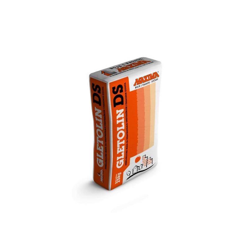 GLETOLIN DS 25kg  debeloslojna glet masa za unutra i spolja