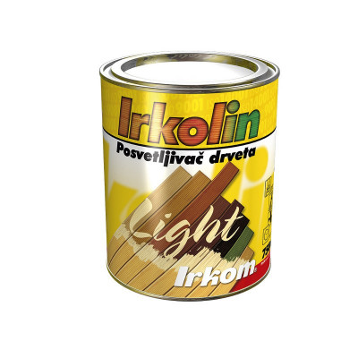 IRKOLIN LIGHT 0,75L posvetljavanje lazura