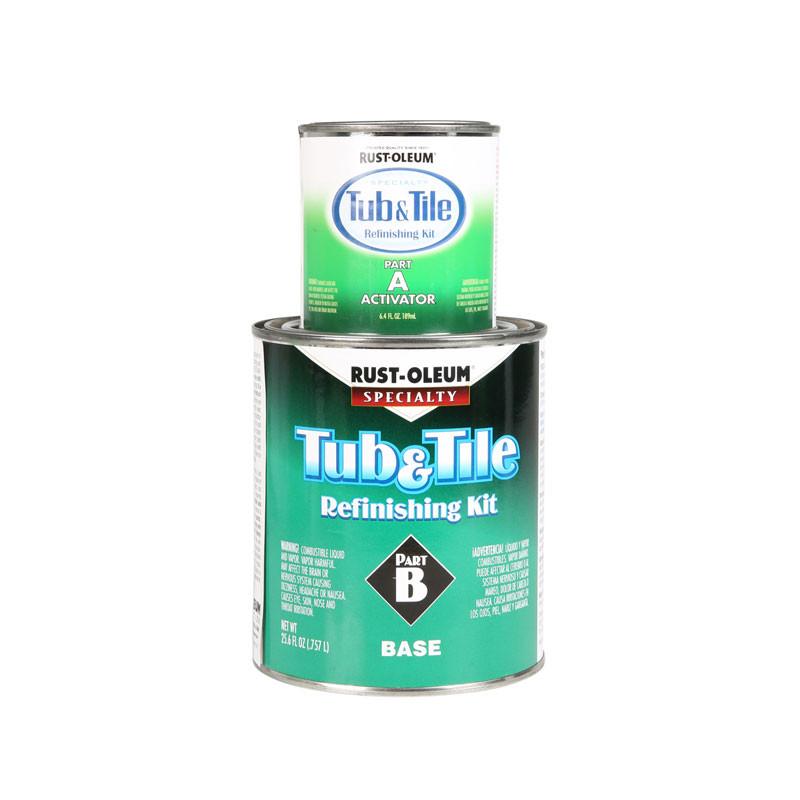 Tub&Tile epoxidna boja za KADE I PLOČICE