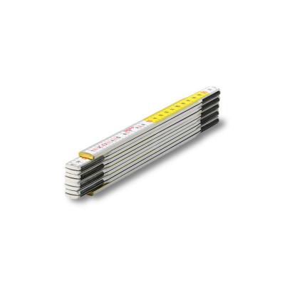 SOLA METAR DRVENI HF 2/10 Belo-Žuti
