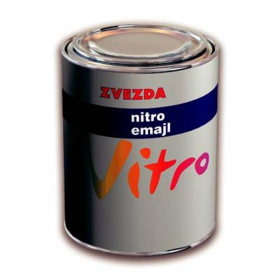 NITRO emajl 0,75 lit ZVEZDA