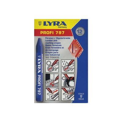 KREDA za obeležavanje LYRA 797 drvo,guma,beton