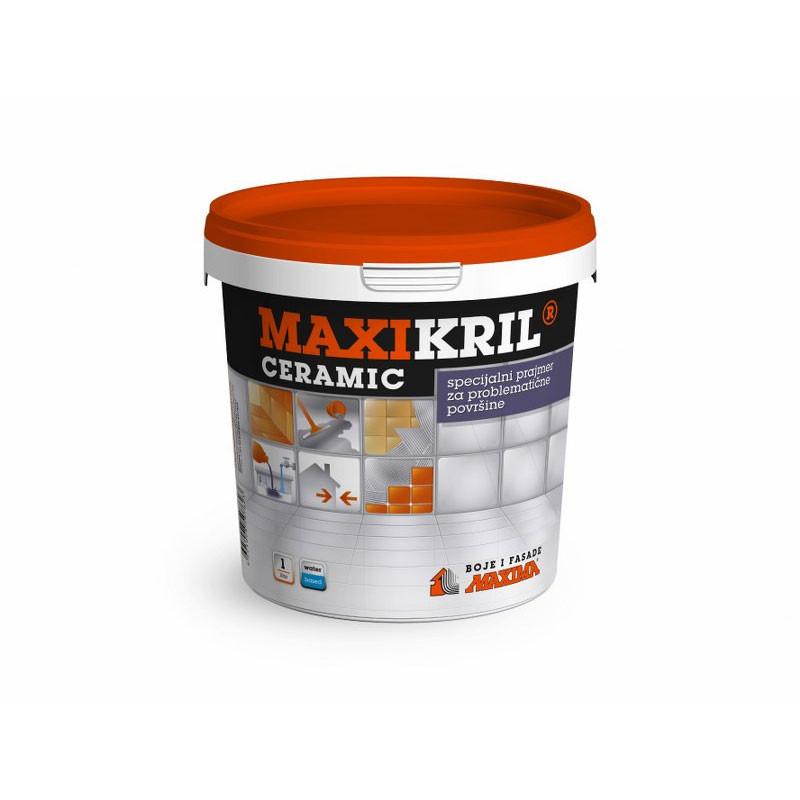 MaxiKRIL CERAMIC 1L Specijalni prajmer za problematične površine