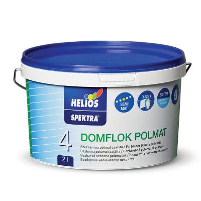 DOMFLOK lak Polu MAT 2 lit