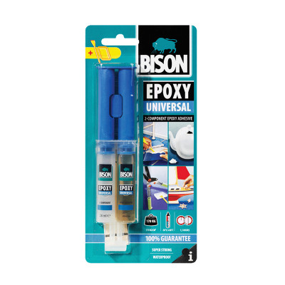BISON EPOXY UNIVERSAL  2K  24ml
