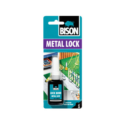 BISON METAL LOCK 10ml