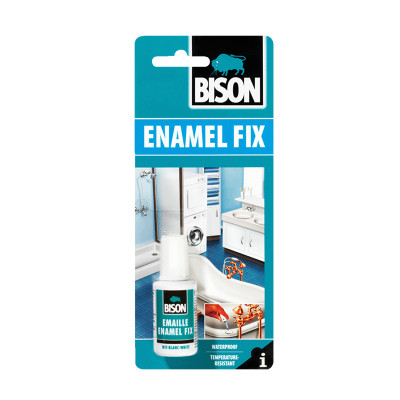 BISON ENAMEL FIX  emajl za kade 20ml
