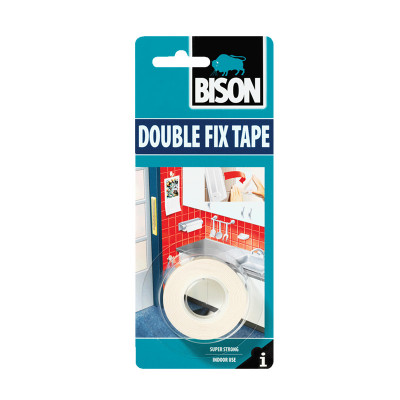 BISON DUBLE FIX 1,5m x 19mm