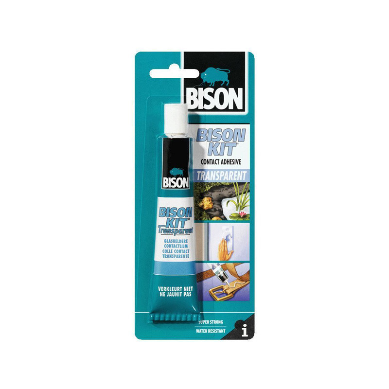 BISON KIT transparentni  50ml