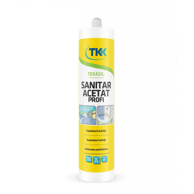 TEKASIL SANITAR Acetat 300ml