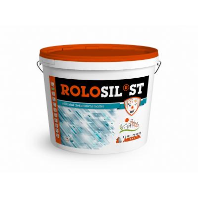 ROLOSIL ST  silikatni dekorativni malter