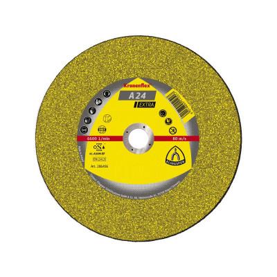 Brusna ploča KLINGSPOR A 24 EXTRA  180X6x22,23mm  za ČELIK