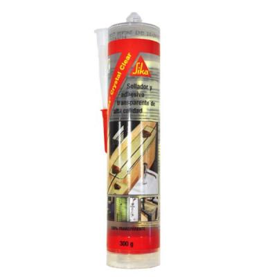 Sikaflex CRYSTAL CLEAR 290ml  PROVIDNO  elastično sredstvo za zaptivanje