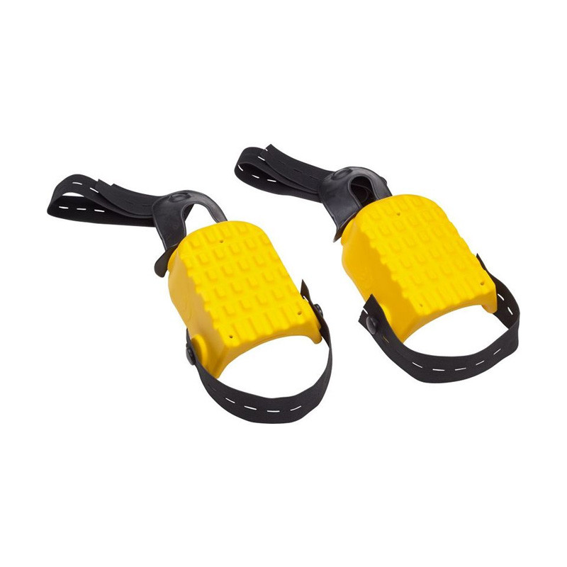 Štitnici za KOLENA KNIEFIX SUPER+ žuti DIN EN14404