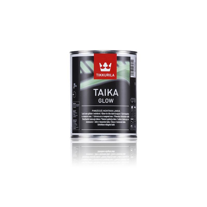 Taika Glow je vodorazredivi lak koji sija u mraku 0,33 lit