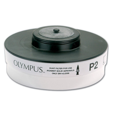 FILTER P2 OLYMPUS za MidiMask TWIN set 2 kom za veoma finu prašinu