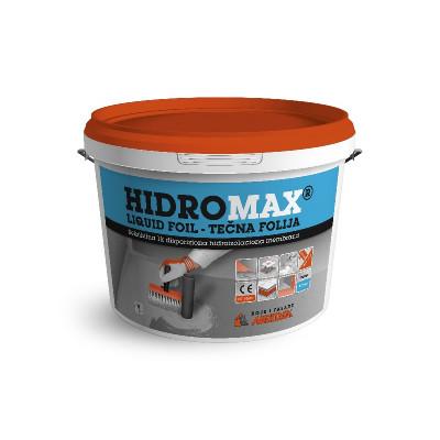 HIDROMAX® Liquid Foil fleksibilna 1k polimerna hidroizolaciona membrana