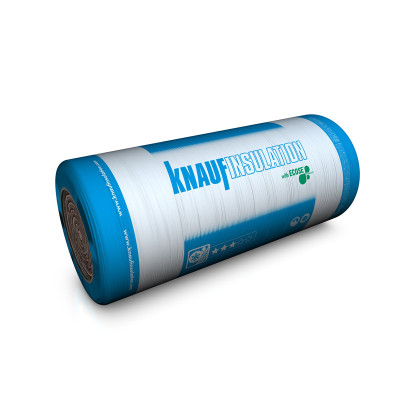 Staklena mineralna vuna KNAUF Natur Roll PRO 5 cm rolna P=14,88m2  λD=0.039 W/mK