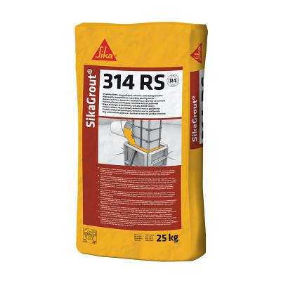 SikaGROUT 314 RS 25kg malter za malter za zalivanje i podlivanje d=10-120mm