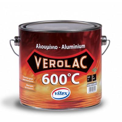 Vitex VEROLAC 600°C SREBRNA 750ml boja otporna na temperature