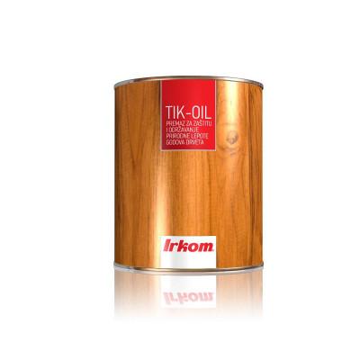 Irkom TIK OIL ulje za zaštitu drveta 0,75 lit