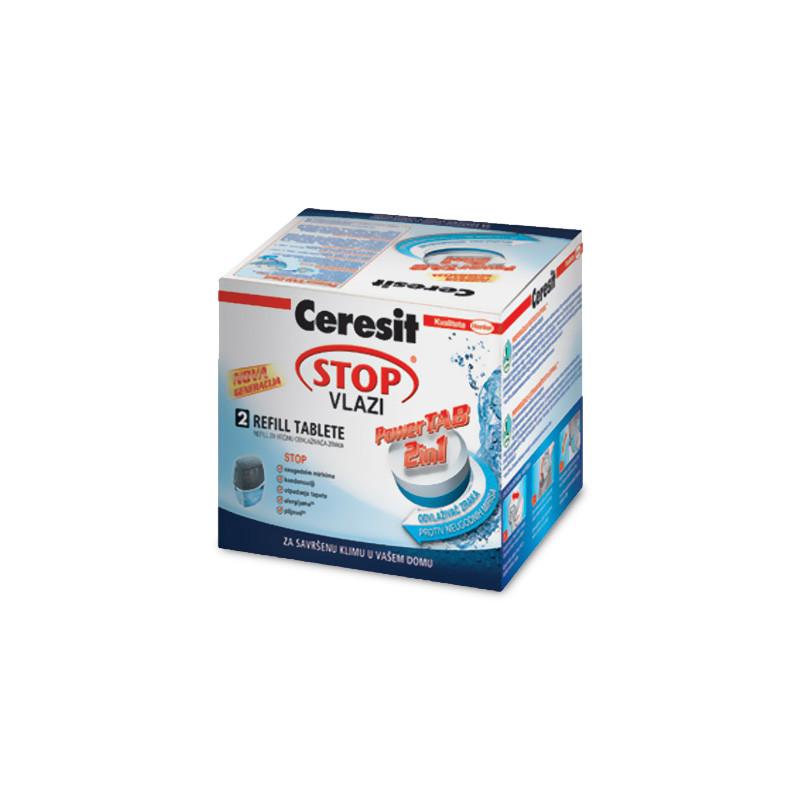 Absorber vlage - Dopuna CERESIT 2 tablete po 300gr