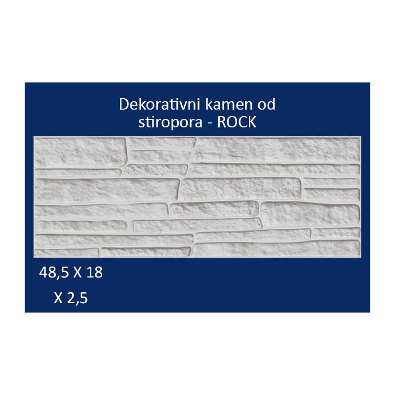 Dekorativni kamen od stiropora