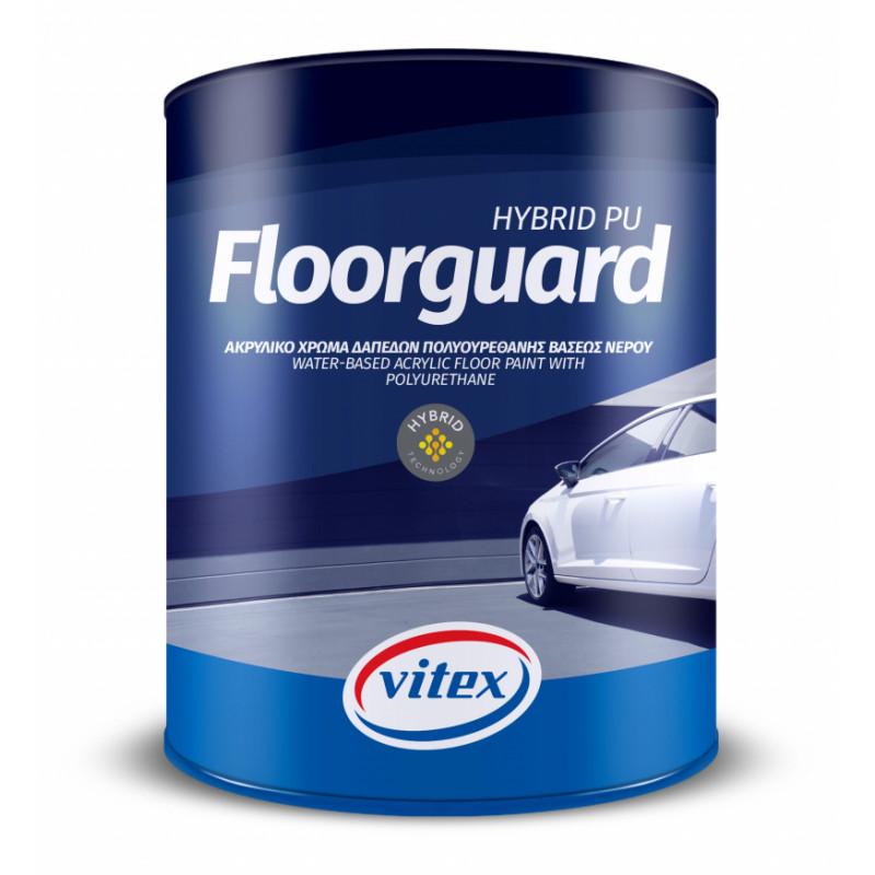 Vitex Floorguard Hybrid PU Jednokomponentna vodorastvorna hibridna boja za beton