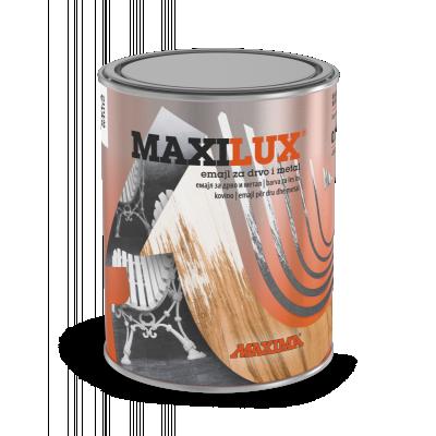 MaxiLUX emajl za DRVO i METAL  Maxima Lučani