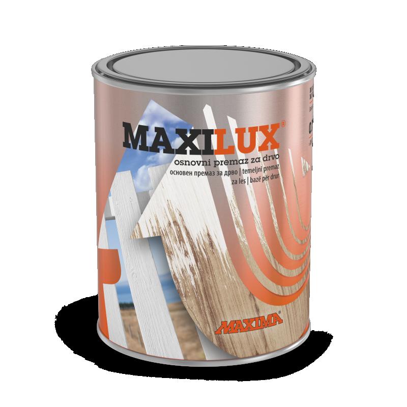 MaxiLUX osnovna za DRVO 750 ml Maxima Lučani
