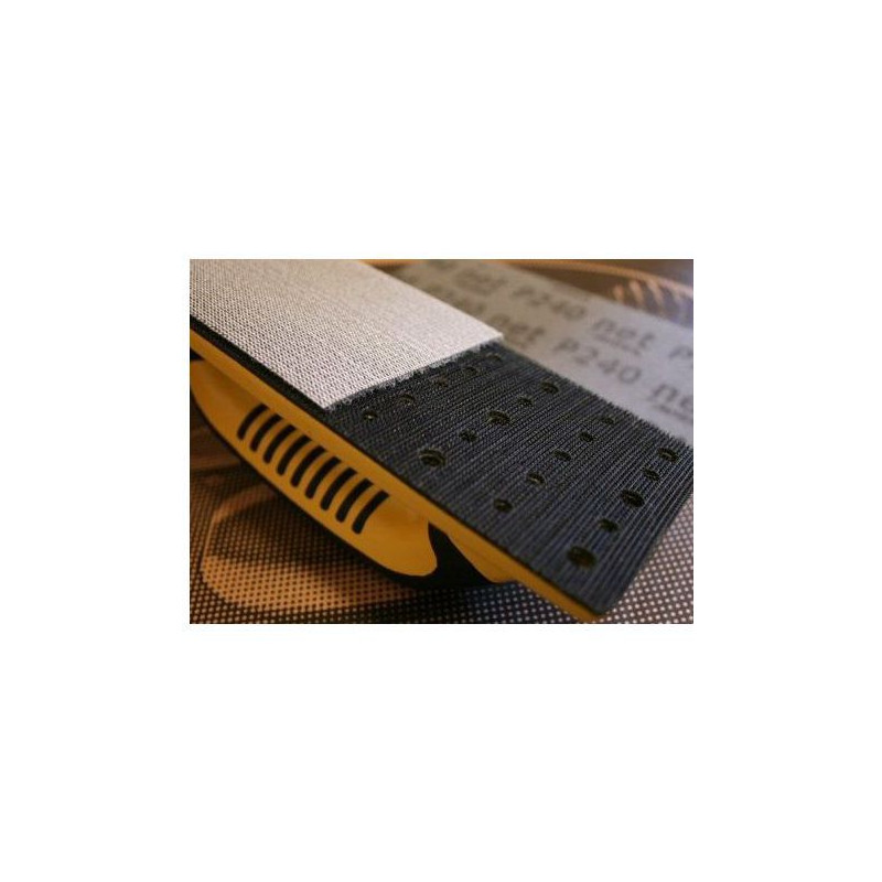 MIRKA Ručni BLOK 80x230mm 55 rupa ŽUTI
