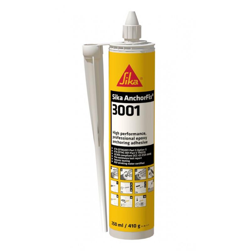 Sika AnchorFIX 3001  250ml  Profesionalni epoksidni lepak za ankerisanje visokih performansi